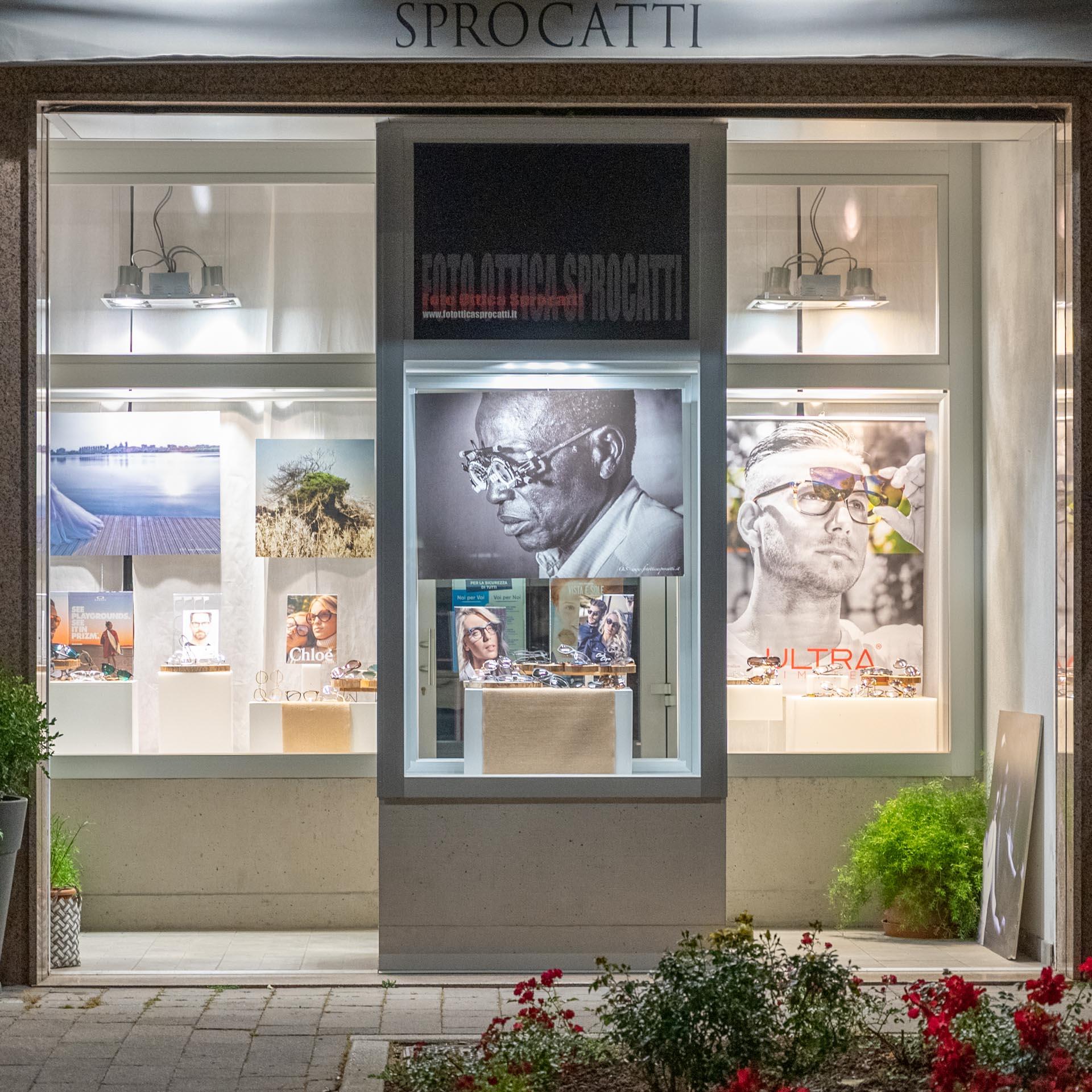 Foto Ottica Sprocatti a Castelmassa - Rovigo